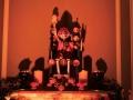 """Rescatista - Parte superior del altar """"In memoriam"""" - Casa Lamm Noviembre de 2017"""