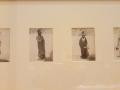Retratos de la visita de la delegación de indígenas kikapú a la corte de Maximiliano, 1865, François Aubert, impresión a la albúmina sobre cartón, colección Serge Kakou.