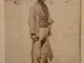 Retratos de la visita de la delegación de indígenas kikapú a la corte de Maximiliano (1/4), 1865, François Aubert, impresión a la albúmina sobre cartón, colección Serge Kakou.