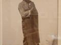 Retratos de la visita de la delegación de indígenas kikapú a la corte de Maximiliano (2/4), 1865, François Aubert, impresión a la albúmina sobre cartón, colección Serge Kakou.