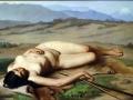 La cazadora de los Andes, 1891, Felipe Santiago Gutiérrez, óleo sobre tela, Museo Nacional de Arte - Acervo Constitutivo.